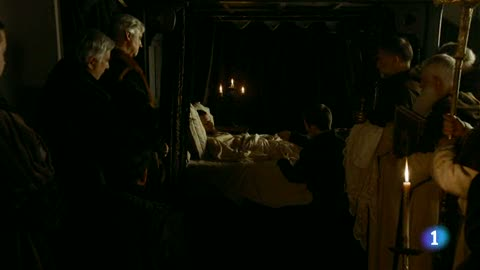 Carlos, Rey Emperador - La muerte de Carlos V