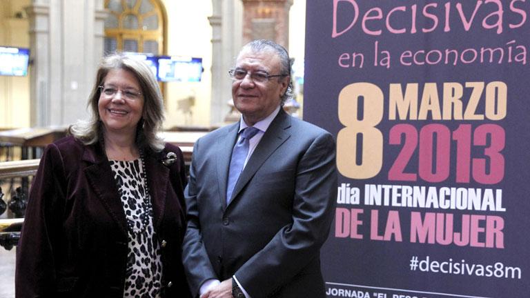 La presencia de mujeres en los consejos del Ibex se estanca