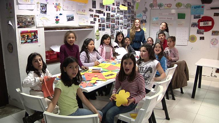 Conectando España - Mundaka - Interacción cultural