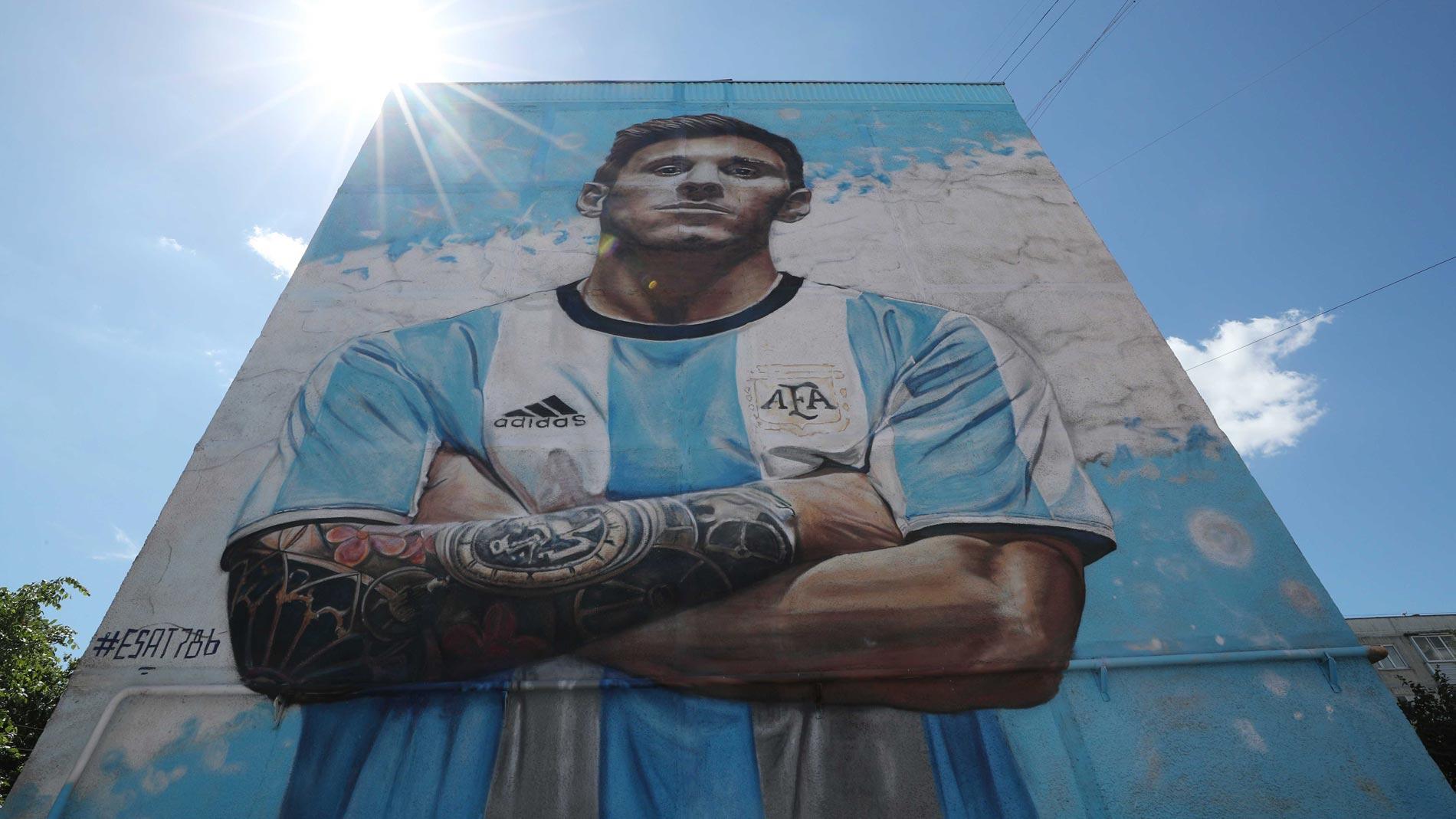 Mundial 2018. Argentina mantiene la fe en Messi