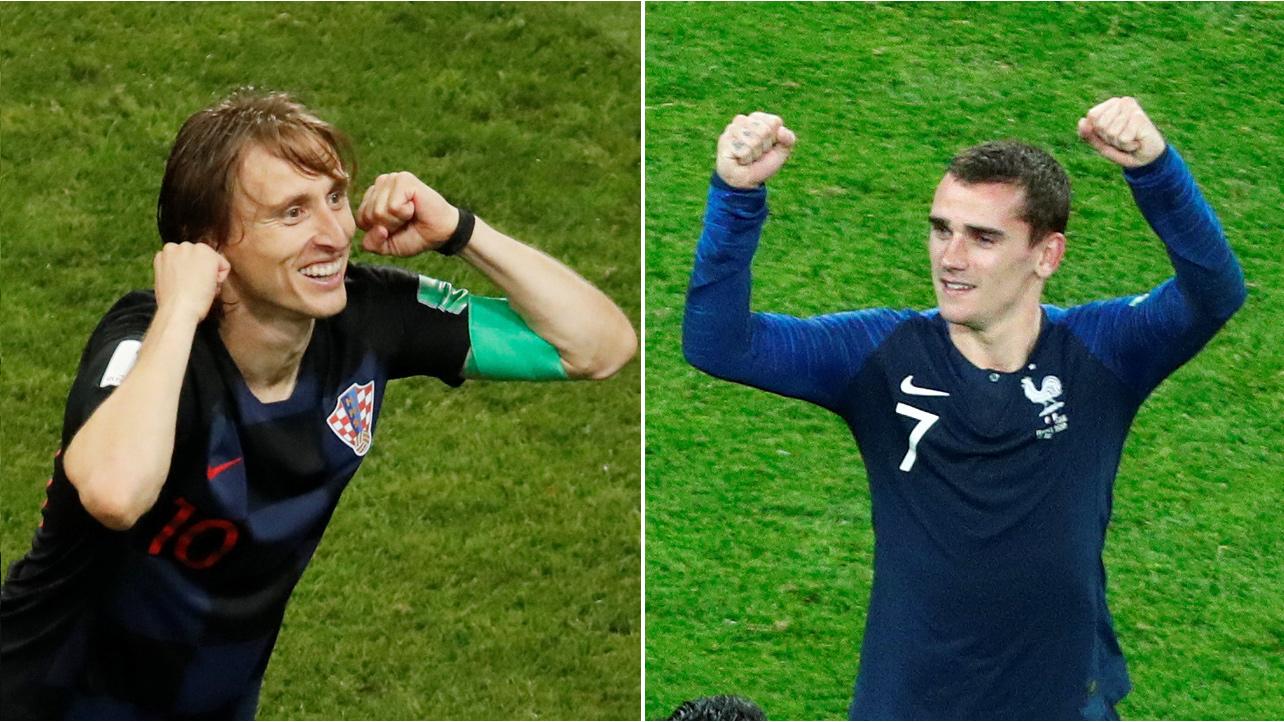Mundial 2018 | Croacia ante Francia, una final de David contra Goliat