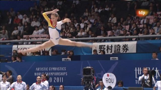 Gimnasia artística - Campeonato del mundo. Equipos femenino - Segunda parte - 11/10/11