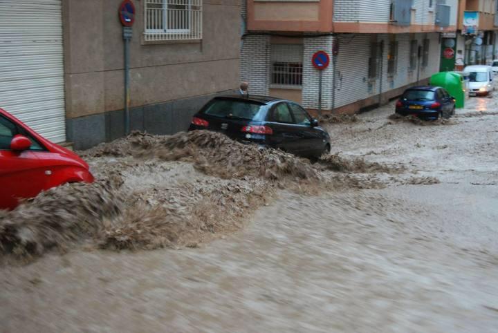 Tres muertos en la provincia de Córdoba a consecuencia de las intensas lluvias 1282039648634