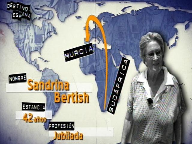 Destino: España - Murcia - Sandrina