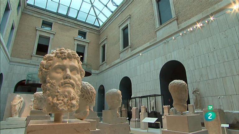 La Aventura del Saber. TVE. Museo Arqueológico Nacional