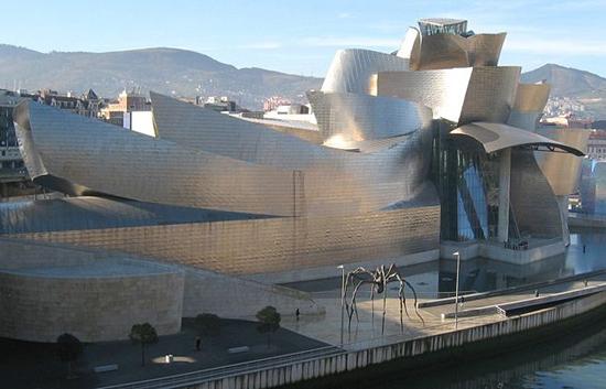 Arquitecturas - El Museo Guggenheim