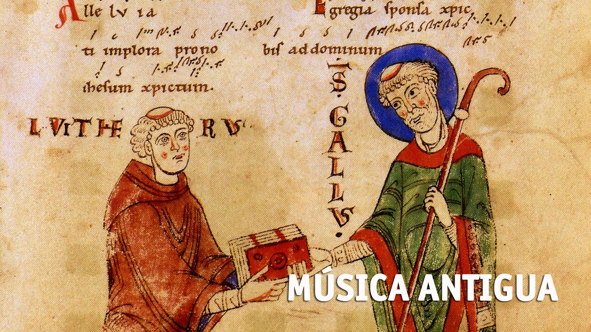 Música antigua - Melancolía - 06/02/18 - RTVE.es