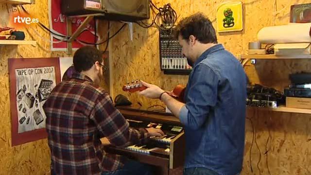 Música solidaria española en las favelas de Río de Janeiro