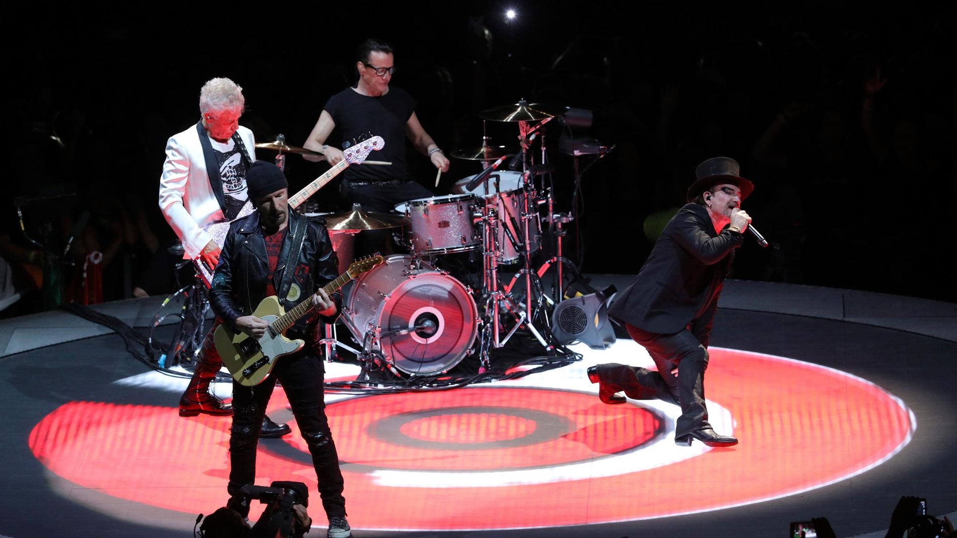Música | U2 y España, más de 30 años de idilio
