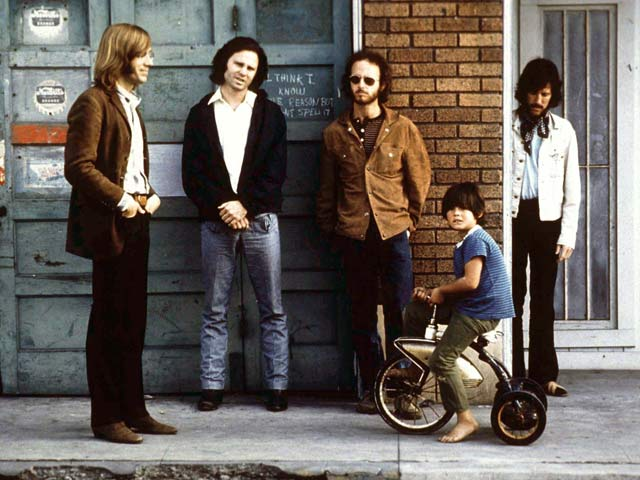 Musical express: The Doors