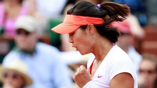 Na Li, primera asiática en Roland Garros