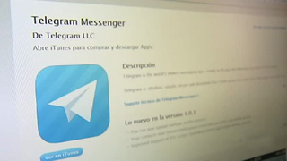 Nace Telegram, un sistema de mensajería telefónica