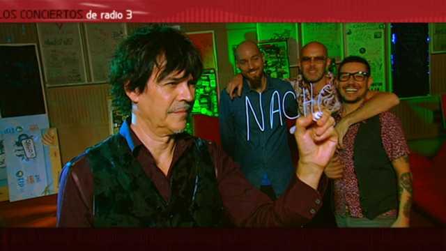 Los conciertos de Radio 3 - Nacho Campillo