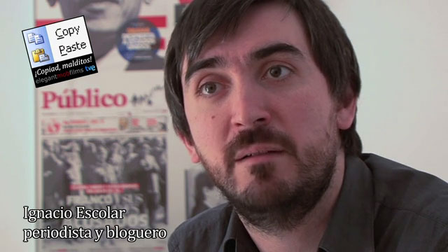 ¡Copiad, malditos! - Entrevista completa a Nacho Escolar