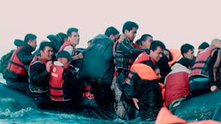 'Nacido en Siria', el drama de los refugiados a través de los ojos de siete niños