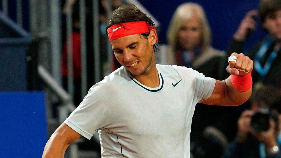 Nadal celebra su 30 cumpleaños lejos de Roland Garros por una lesión