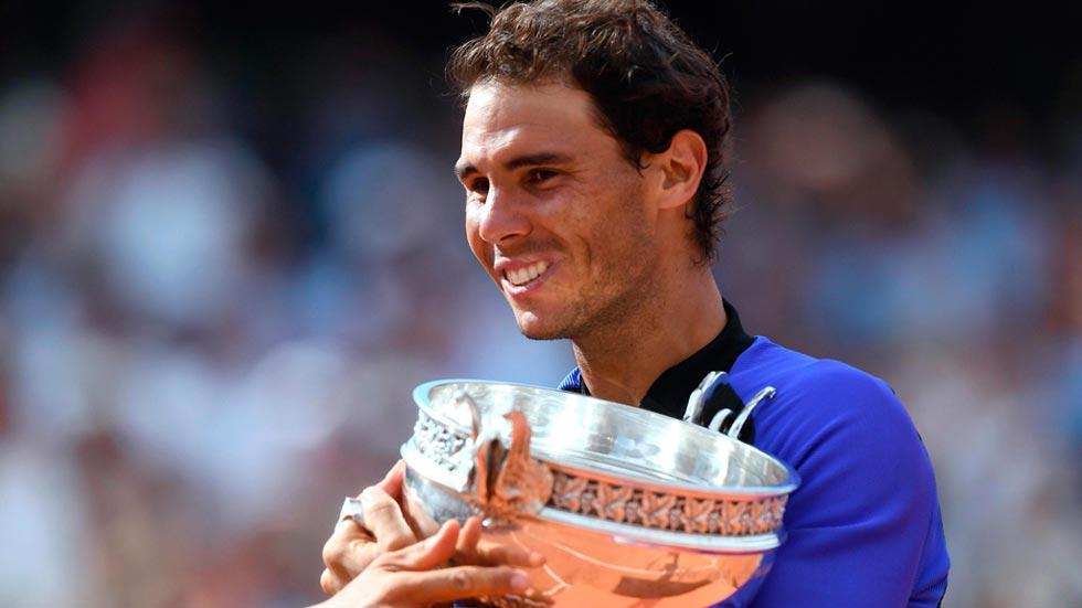 Nadal conquista su décimo Roland Garros