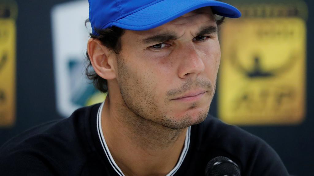 Nadal, favorito para convertirse en Maestro con permiso de Federer
