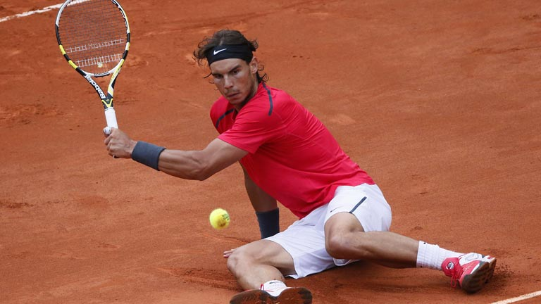 Nadal, otra vez en la final de Roland Garros