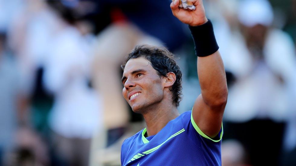 Nadal, a un paso de su décimo Roland Garros