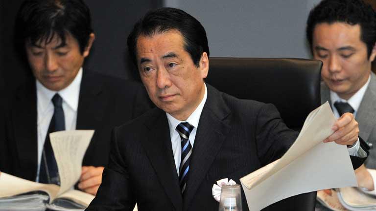 Naoto Kan, ex primer ministro de Japón, ha pedido perdón por la gestión del accidente de Fukushima