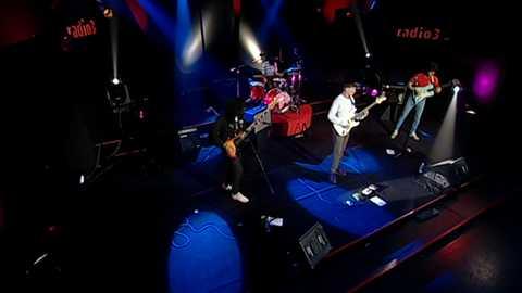 Los conciertos de Radio 3 - Los Nastys