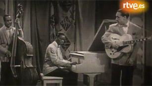 Nat King Cole en 'Jazz entre amigos'