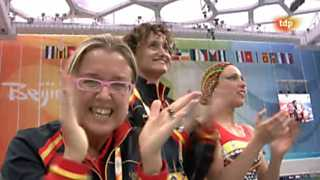 Londres 2012 - Natación sincronizada