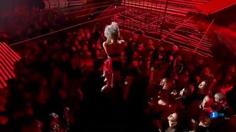 "OT 2018 - Natalia y Alba cantan ""Toxic"" en la gala 4"