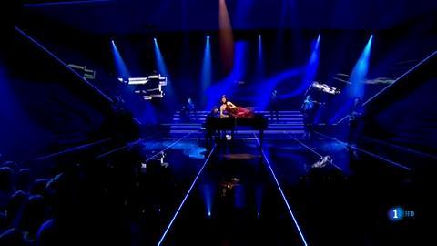 """OT 2018 - Natalia canta """"Bang Bang"""" en la gala 11"""