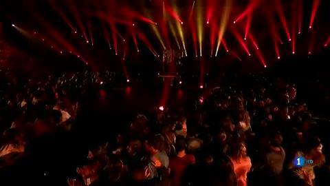 """OT 2018 - Natalia y Damion cantan """"Lo siento"""" en la gala 3"""