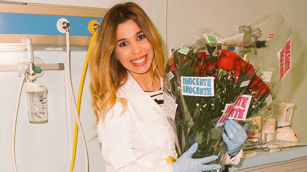 Gala Inocente, Inocente - Natalia pasa miedo en 'Centro Médico'