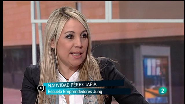 Para Todos La 2 - Entrevista: Natividad Pérez Tapia, fundadora de la escuela de emprendedores Jung
