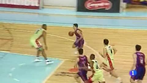 Navarro, una leyenda del deporte