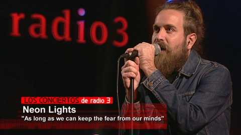 Los conciertos de Radio 3 - Neon Lights