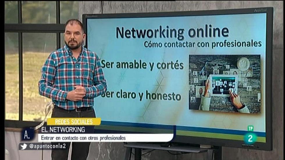 A punto con La 2 - Redes sociales - Networking