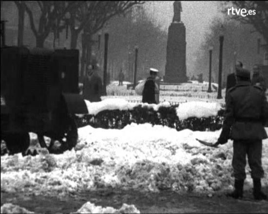 Arxiu TVE Catalunya - Nevada del 62