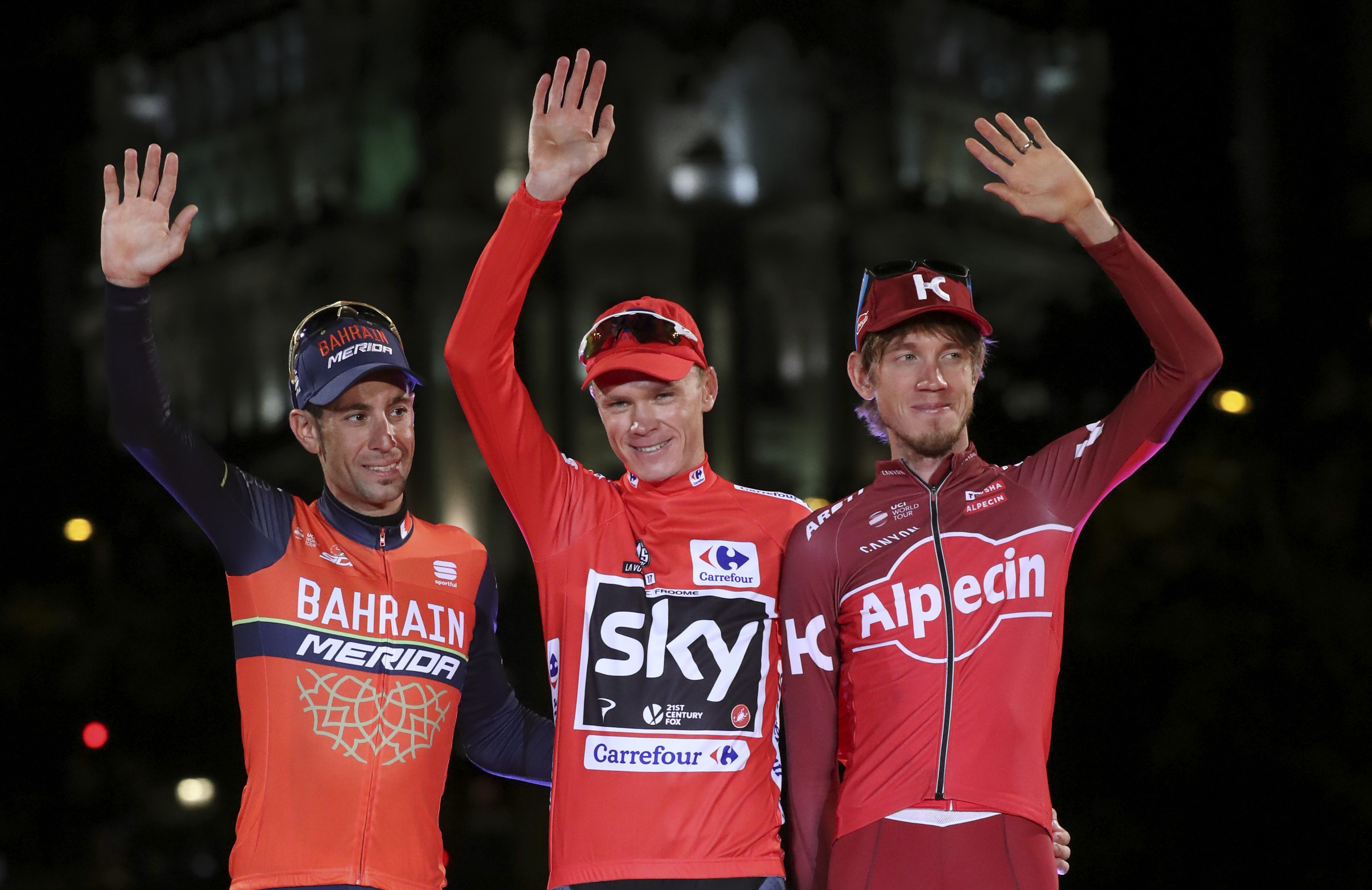 """Nibali: """"Nadie podrá devolverme la emoción de ganar la Vuelta"""""""