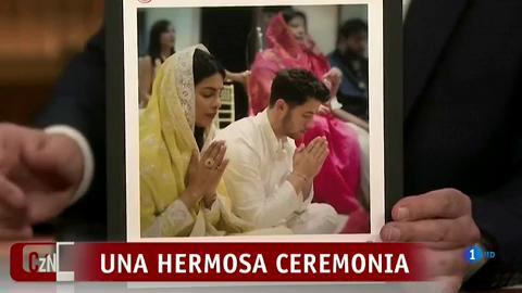 Corazón - Nick Jonas y Priyanka Chopra contraen matrimonio en Bombai