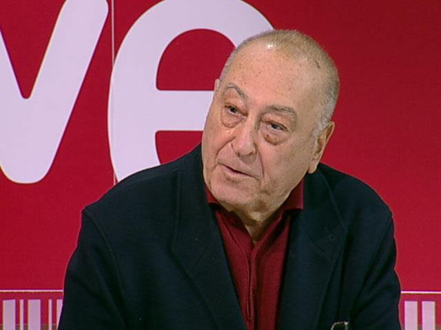 Entrevista a Nicolás Redondo