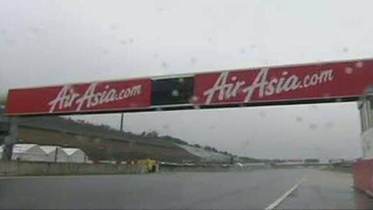 La niebla obliga a suspender los primeros libres del GP de Japón