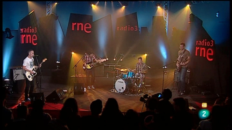 Los conciertos de Radio 3 - Nikkei