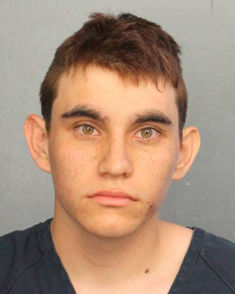 Nikolas Cruz, de 19 años, es el presunto autor de la matanza de Parkland