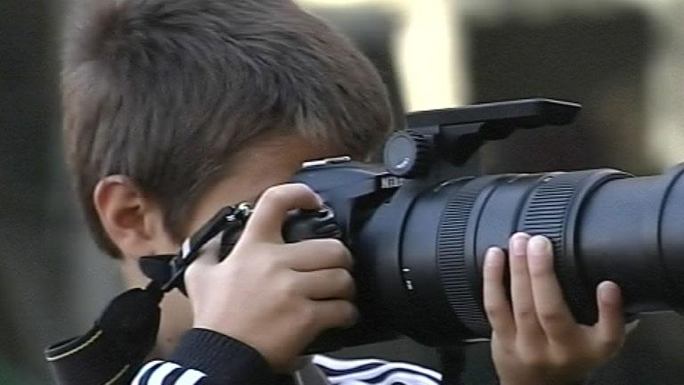 Un niño español gana un premio de fotografía de Londres y la BBC