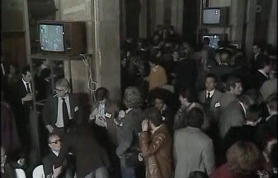 Arxiu TVE Catalunya - La nit electoral de les eleccions al Parlament