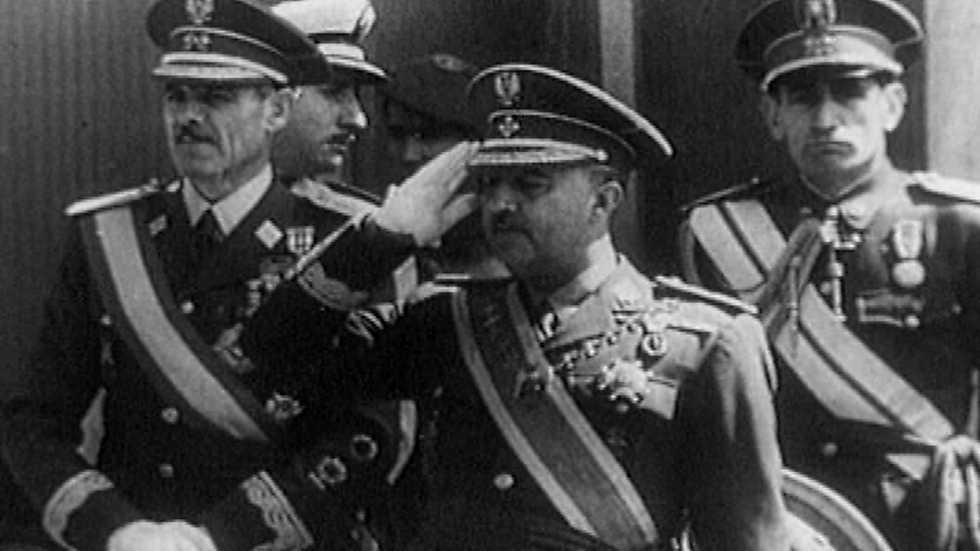 Los años del NO-DO - (1943) Franco da la vuelta a España