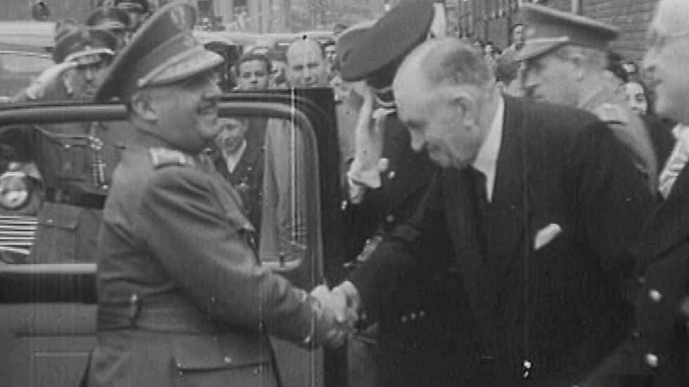 Los años del NO-DO - (1946) Franco aislado del mundo