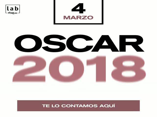 La noche de los Oscar 2018