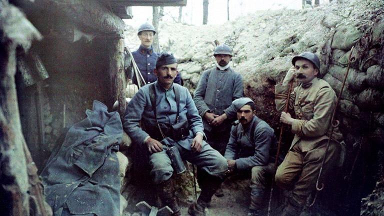La Noche Temática - Avance: '1914-18 El ruido y la furia'