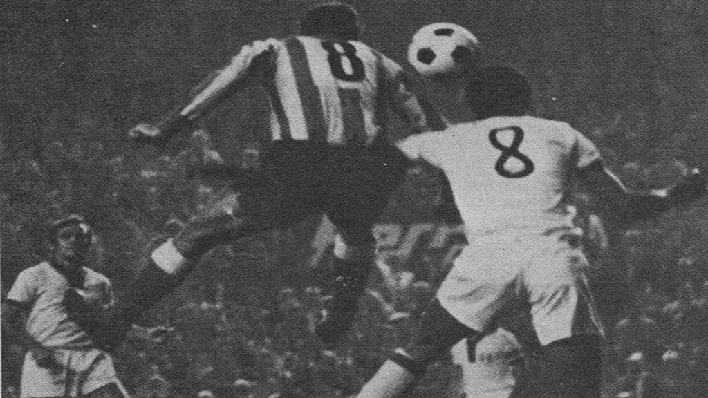 Conexión vintage - Noches europeas del Atlético de Madrid
